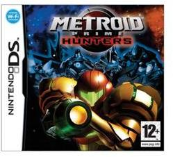 Nintendo Metroid Prime Hunters (Nintendo DS)