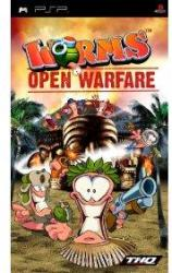 THQ Worms Open Warfare (PSP)