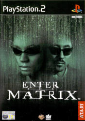 Atari Enter The Matrix (PS2)