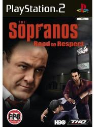 THQ Sopranos Road to Respect (PS2)