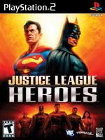 Warner Bros. Interactive Justice League Heroes (PS2)