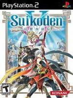 Konami Suikoden V (PS2)