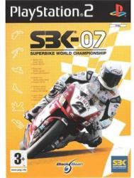 Black Bean SBK-07 Superbike World Championship (PS2)