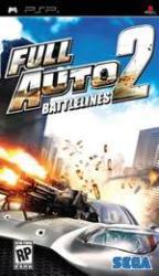 SEGA Full Auto 2 Battlelines (PSP)