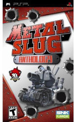 Ignition Metal Slug Anthology (PSP)