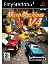 Codemasters Micro Machines V4 (PS2)