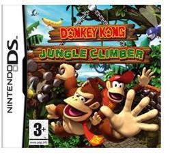 Nintendo Donkey Kong Jungle Climber (Nintendo DS)