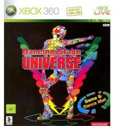 Konami Dancing Stage: Universe (Xbox 360)