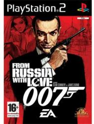 Electronic Arts 007 James Bond From Russia with Love (PS2)