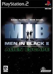 Infogrames Men in Black II Alien Escape (PS2)