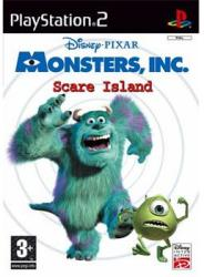 Disney Disney's Monsters, Inc. Scare Island (PS2)