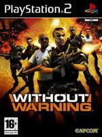 Capcom Without Warning (PS2)