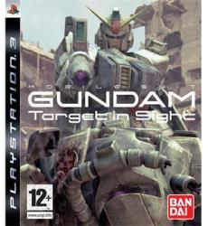 Namco Bandai Gundam Target in Sight (PS3)