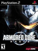 Ubisoft Armored Core: Nexus (PS2)