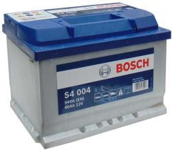 Bosch S4 12V 60Ah 540A Jobb+ (0092S40040)