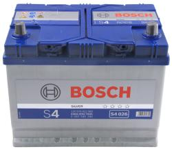 Bosch S4 12V 70Ah 630A Jobb+ (0092S40260)