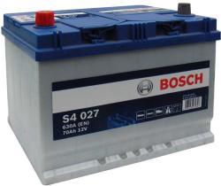 Bosch S4 12V 70Ah 630A Bal+ (0092S40270)