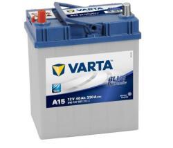 VARTA A15 Blue Dynamic 40Ah EN 330A Bal+ (540 127 033)
