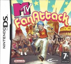 Mindscape MTV Fan Attack (Nintendo DS)