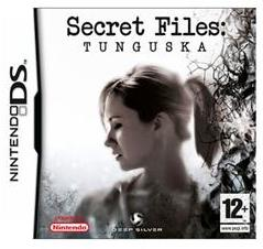 Deep Silver The Secret Files: Tunguska (Nintendo DS)