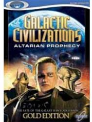 Strategy First Galactic Civilizations Altarian Prophecy (PC)