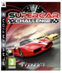 SEGA SuperCar Challenge (PS3)
