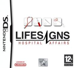 JoWooD Lifesigns Hospital Affairs (Nintendo DS)