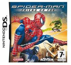 Activision Spider-Man Friend or Foe (Nintendo DS)