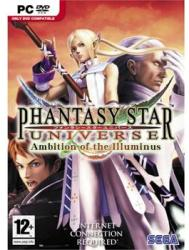 SEGA Phantasy Star Universe: Ambition of the Illuminus (PC)