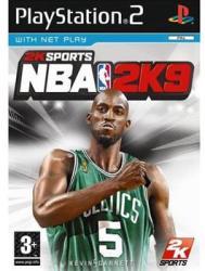 Take-Two Interactive NBA 2K9 (PS2)