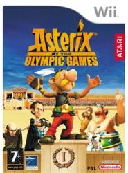 Atari Asterix at the Olympic Games (Nintendo Wii)