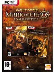 Namco Bandai Warhammer Mark of Chaos [Gold Edition] (PC)