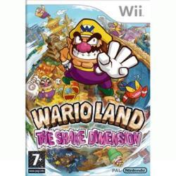 Nintendo Wario Land The Shake Dimension (Wii)