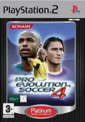 Konami Pro Evolution Soccer 4 (PS2)
