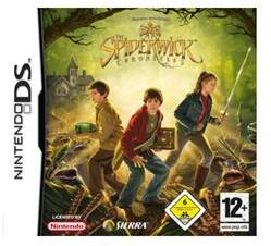 Sierra The Spiderwick Chronicles (Nintendo DS)