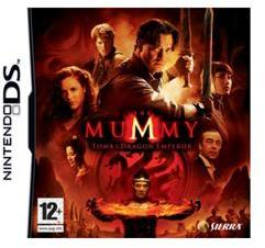 Sierra The Mummy Tomb of the Dragon Emperor (Nintendo DS)