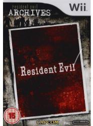 Capcom Resident Evil Archives (Wii)