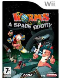 THQ Worms: A Space Oddity (Nintendo Wii)