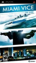 Sierra Miami Vice The Game (PSP)