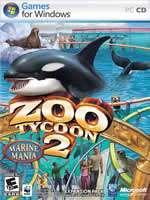 Microsoft Zoo Tycoon 2 Marine Mania (PC)