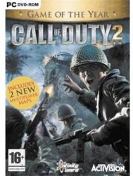 Activision Call of Duty 2 [Game of the Year Edition] (PC)