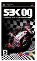 Black Bean SBK 09 Superbike World Championship (PSP)