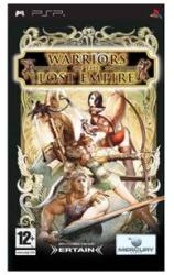 PlayV Warriors of the Lost Empire (PSP)