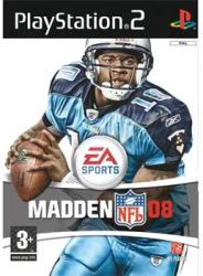 Electronic Arts Madden NFL 08 (PS2)