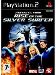 2K Games Fantastic Four Rise of the Silver Surfer (PS2)