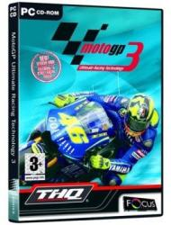 THQ MotoGP 3 Ultimate Racing Technology (PC)