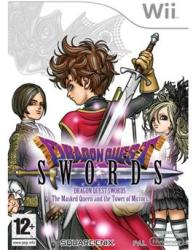 Square Enix Dragon Quest Swords The Masked Queen and the Tower of Mirrors (Wii)