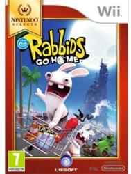 Ubisoft Rabbids Go Home (Wii)