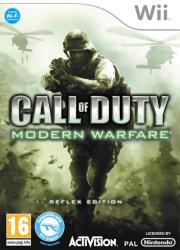 Activision Call of Duty Modern Warfare [Reflex Edition] (Wii)