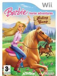 Activision Barbie Horse Adventures Riding Camp (Wii)